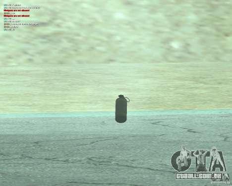 [Point Blank] WP Smoke para GTA San Andreas terceira tela