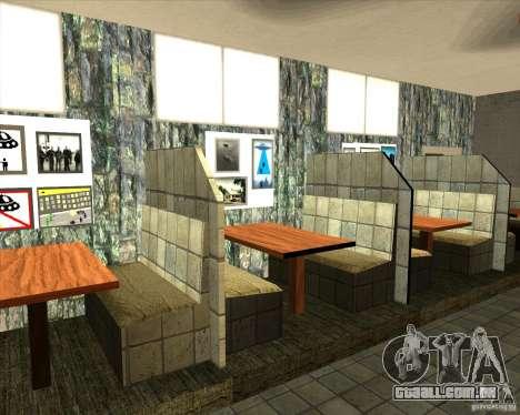 Novas amostras de Lil taverna para GTA San Andreas segunda tela