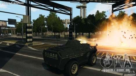 Tank Mod para GTA 4