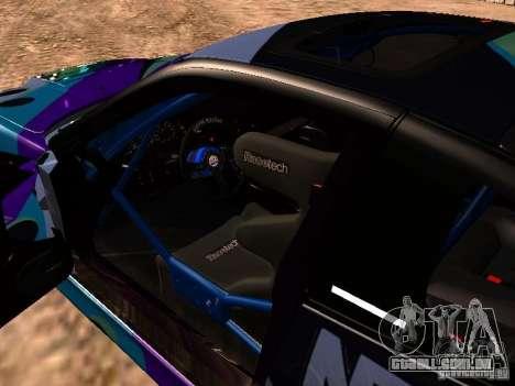Nissan Sil80 Nate Hamilton para GTA San Andreas vista superior
