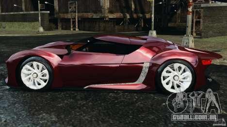 Citroen GT v1.2 para GTA 4 esquerda vista
