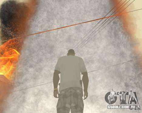 Tornado para GTA San Andreas
