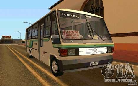 Mercedes-Benz LO-708E para GTA San Andreas