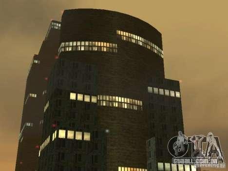 Novas texturas arranha-céus LS para GTA San Andreas terceira tela