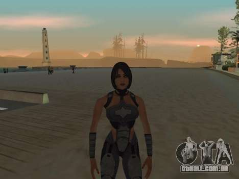 Archlight Deadpool The Game para GTA San Andreas