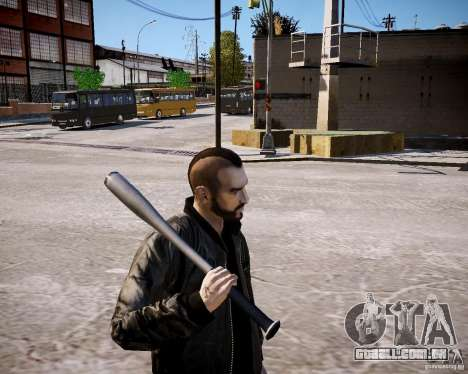 Niko - Hooligan para GTA 4 por diante tela