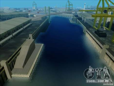 ENB v 1.01 para PC para GTA San Andreas sexta tela