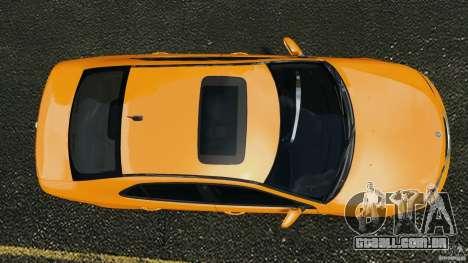 Saab 9-3 Turbo X 2008 para GTA 4 vista direita
