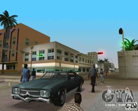 Novo Sabre para GTA Vice City