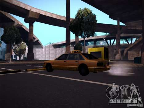 ENBSeries by CatVitalio para GTA San Andreas terceira tela