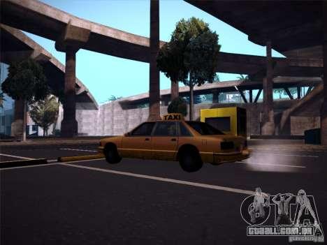 ENBSeries by CatVitalio para GTA San Andreas terceira tela
