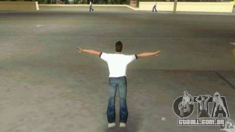 Cleo Parkour for Vice City para GTA Vice City
