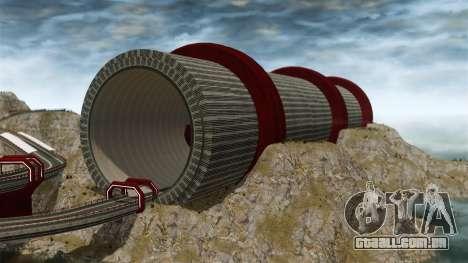 Stunt Speedway Park para GTA 4 terceira tela