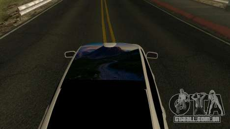 VAZ-2172 para GTA San Andreas vista direita