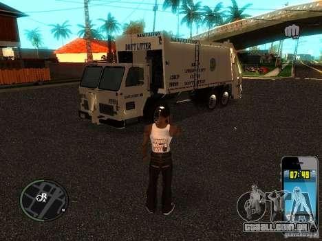 Limpador de GTA 4 para GTA San Andreas