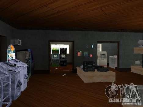 GTA Museum para GTA San Andreas oitavo tela
