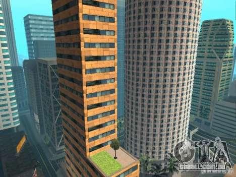 DownTown NEW para GTA San Andreas segunda tela
