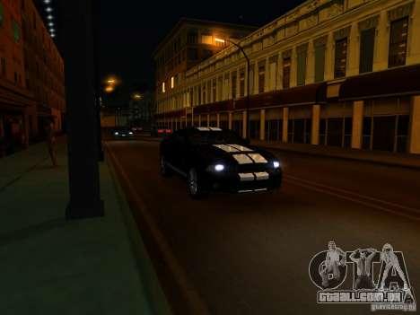 ENBSeries by AlexKlim para GTA San Andreas segunda tela