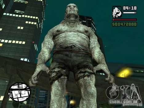 Personagens de Pak atualizadas do Resident Evil  para GTA San Andreas terceira tela