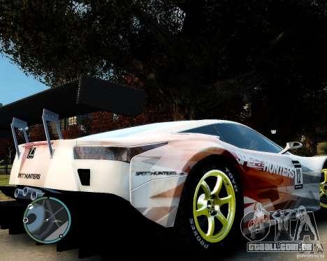 Lexus LFA Speedhunters Edition para GTA 4 vista direita
