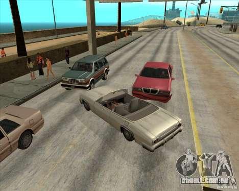 MOD de Jyrki para GTA San Andreas nono tela