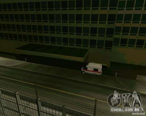 Veículos estacionados v 2.0 para GTA San Andreas sexta tela