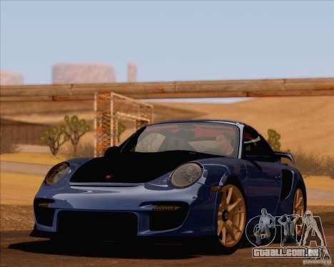 SA_NGGE ENBSeries v 1.1 para GTA San Andreas sétima tela