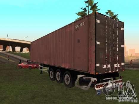 Novo trailer para GTA San Andreas interior