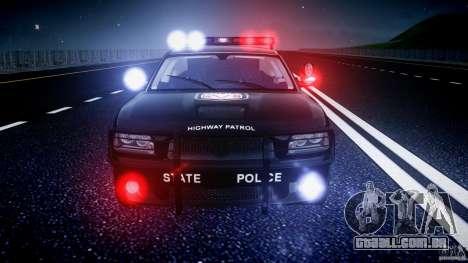 Dodge Charger NYPD Police v1.3 para GTA 4 rodas