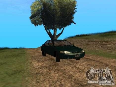 Toyota Camry Arabian Tuning para GTA San Andreas vista direita