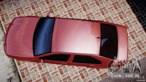 Volkswagen Bora para GTA 4 vista direita