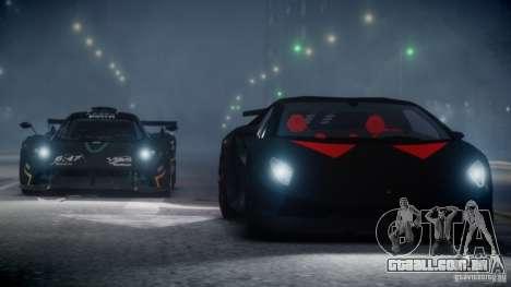 Lamborghini Sesto Elemento 2013 V2.0 para GTA 4 vista interior