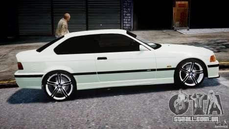 BMW e36 M3 para GTA 4