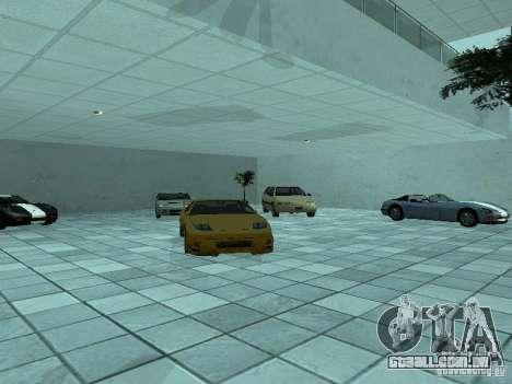 Mais carros a motor show em Dougherty para GTA San Andreas terceira tela