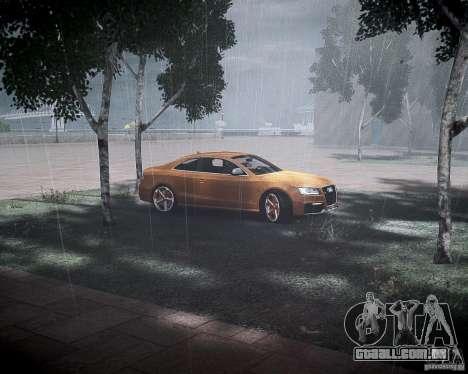 Audi RS5 2010 para GTA 4 vista interior