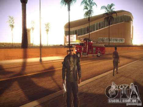 ENB v2 by Tinrion para GTA San Andreas quinto tela