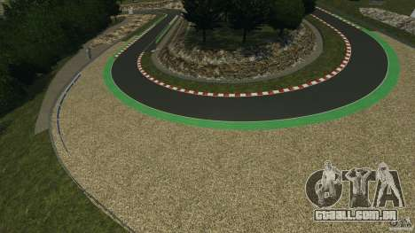 SPA Francorchamps [Beta] para GTA 4 sétima tela