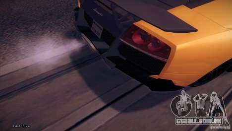 Enb Series v5.0 Final para GTA San Andreas terceira tela