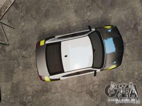Dodge Charger Slicktop 2010 para GTA 4 traseira esquerda vista