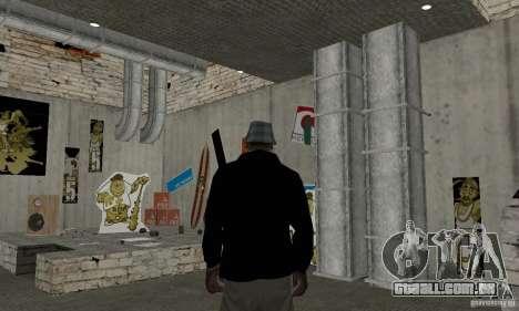 1 Hoodie para GTA San Andreas terceira tela