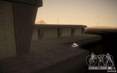 SF Army Re-Textured ll Final Edition para GTA San Andreas quinto tela