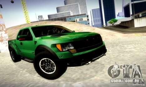 Ford F-150 SVT Raptor V1.0 para GTA San Andreas