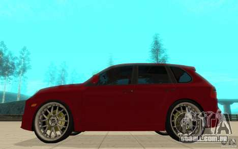 Rim Repack v1 para GTA San Andreas terceira tela