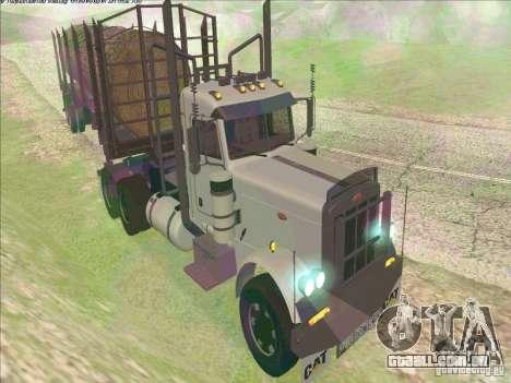 Peterbilt 379 para GTA San Andreas