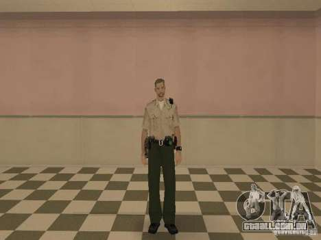 Los Angeles Police Department para GTA San Andreas