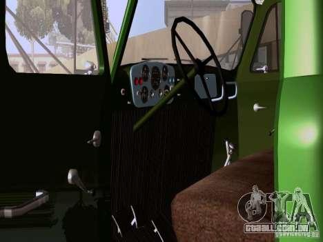 GAZ 53 para GTA San Andreas vista direita