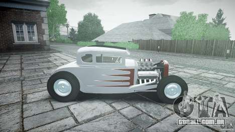 Ford Hot Rod 1931 para GTA 4 vista lateral
