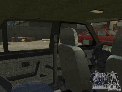 FSO Polonez Caro para GTA 4 rodas
