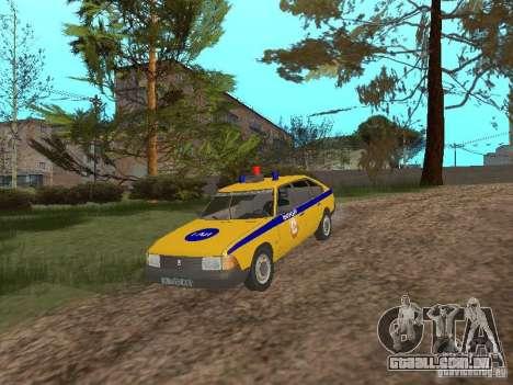 2141 AZLK GAI para GTA San Andreas