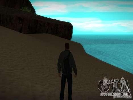 Novas histórias de Niko Bellis para GTA San Andreas nono tela